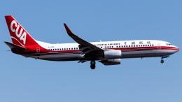 Shotaroさんが、上海浦東国際空港で撮影した中国聯合航空 737-89Pの航空フォト(飛行機 写真・画像)
