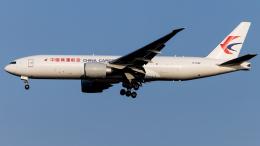 Shotaroさんが、上海浦東国際空港で撮影した中国貨運航空 777-Fの航空フォト(飛行機 写真・画像)