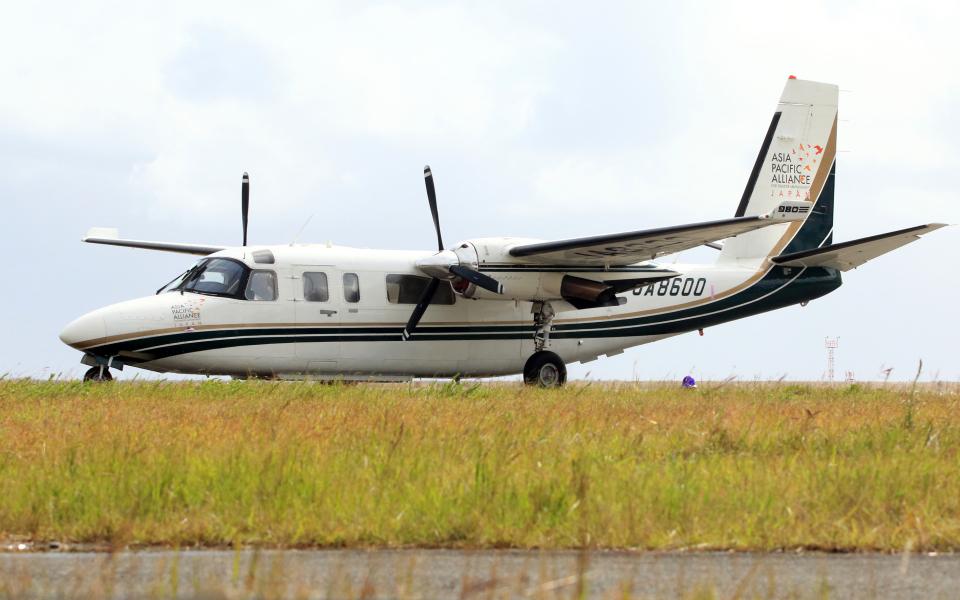 CL&CLさんの日本個人所有 Gulfstream Aerospace 690/695 Jetprop (JA8600) 航空フォト