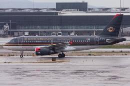 kinsanさんが、バルセロナ空港で撮影したロイヤル・ヨルダン航空 A319-132の航空フォト(飛行機 写真・画像)
