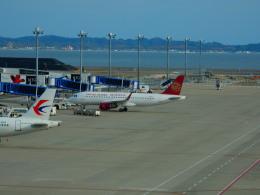 kiyo hさんが、中部国際空港で撮影した吉祥航空 A320-214の航空フォト(飛行機 写真・画像)