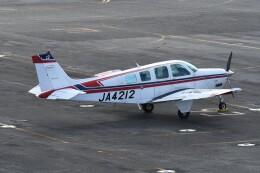 ヨッシさんが、岡南飛行場で撮影した日本個人所有 A36 Bonanza 36の航空フォト(飛行機 写真・画像)