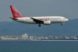 Deepさんが、関西国際空港で撮影したイースター航空 737-73Vの航空フォト(飛行機 写真・画像)