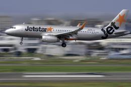 K.Sさんが、福岡空港で撮影したジェットスター・ジャパン A320-232の航空フォト(飛行機 写真・画像)