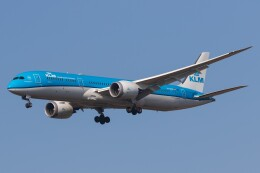 walker2000さんが、成田国際空港で撮影したKLMオランダ航空 787-9の航空フォト(飛行機 写真・画像)