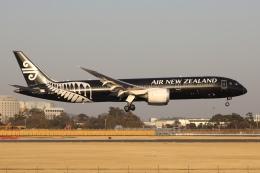 sky-spotterさんが、成田国際空港で撮影したニュージーランド航空 787-9の航空フォト(飛行機 写真・画像)