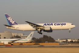 sky-spotterさんが、成田国際空港で撮影した全日空 767-381/ER(BCF)の航空フォト(飛行機 写真・画像)