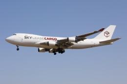 成田国際空港 - Narita International Airport [NRT/RJAA]で撮影されたスカイ・リース・カーゴ - Sky Lease Cargo [GG/KYE]の航空機写真