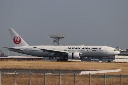 imosaさんが、羽田空港で撮影した日本航空 777-246/ERの航空フォト(飛行機 写真・画像)