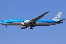 こだしさんが、成田国際空港で撮影したKLMオランダ航空 787-9の航空フォト(飛行機 写真・画像)