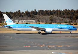 NINEJETSさんが、成田国際空港で撮影したKLMオランダ航空 787-9の航空フォト(飛行機 写真・画像)