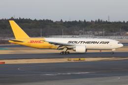 HADAさんが、成田国際空港で撮影したサザン・エア 777-FZBの航空フォト(飛行機 写真・画像)