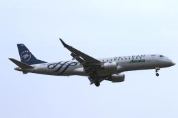 かみじょー。さんが、ロンドン・シティ空港で撮影したアリタリア・シティライナー ERJ-190-100(ERJ-190STD)の航空フォト(飛行機 写真・画像)