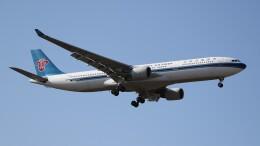 redbull_23さんが、成田国際空港で撮影した中国南方航空 A330-323Xの航空フォト(飛行機 写真・画像)