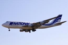 m_aereo_iさんが、成田国際空港で撮影したナショナル・エアラインズ 747-412(BCF)の航空フォト(飛行機 写真・画像)