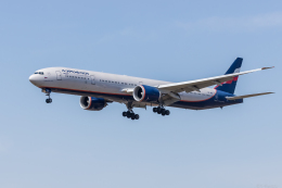 Y-Kenzoさんが、成田国際空港で撮影したアエロフロート・ロシア航空 777-3M0/ERの航空フォト(飛行機 写真・画像)