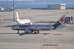 土岐のjunkoさんが、中部国際空港で撮影したジェットスター・ジャパン A320-232の航空フォト(飛行機 写真・画像)
