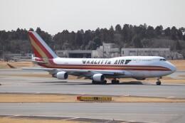 050813さんが、成田国際空港で撮影したカリッタ エア 747-132(SF)の航空フォト(飛行機 写真・画像)