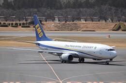 050813さんが、成田国際空港で撮影した中国郵政航空 737-8Q8(BCF)の航空フォト(飛行機 写真・画像)