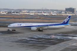 TAK_HND_NRTさんが、羽田空港で撮影した全日空 777-381/ERの航空フォト(飛行機 写真・画像)
