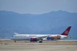 天心さんが、関西国際空港で撮影した吉祥航空 787-9の航空フォト(飛行機 写真・画像)