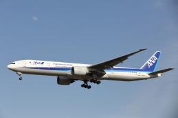 安芸あすかさんが、成田国際空港で撮影した全日空 777-381/ERの航空フォト(飛行機 写真・画像)