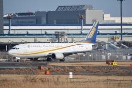 LEGACY-747さんが、成田国際空港で撮影した中国郵政航空 737-4Q8(SF)の航空フォト(飛行機 写真・画像)
