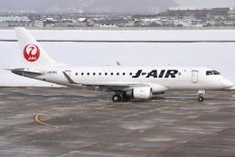 jun☆さんが、山形空港で撮影したジェイエア ERJ-170-100 (ERJ-170STD)の航空フォト(飛行機 写真・画像)