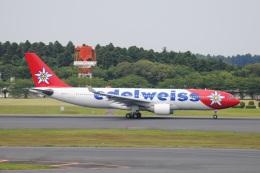 LEGACY-747さんが、成田国際空港で撮影したエーデルワイス航空 A330-223の航空フォト(飛行機 写真・画像)