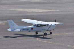 ヨッシさんが、岡南飛行場で撮影した岡山航空 172R Skyhawkの航空フォト(飛行機 写真・画像)