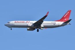 N.tomoさんが、成田国際空港で撮影したイースター航空 737-8BKの航空フォト(飛行機 写真・画像)
