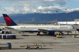 kinsanさんが、ソルトレークシティ国際空港で撮影したデルタ航空 757-232の航空フォト(飛行機 写真・画像)