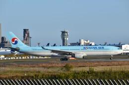 PIRORINGさんが、成田国際空港で撮影した大韓航空 A330-323Xの航空フォト(飛行機 写真・画像)