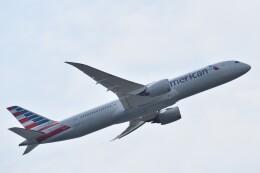 PIRORINGさんが、羽田空港で撮影したアメリカン航空 787-9の航空フォト(飛行機 写真・画像)
