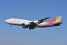 航空フォト:HL7413 アシアナ航空 747-400