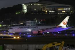 K.Sさんが、福岡空港で撮影した日本航空 787-8 Dreamlinerの航空フォト(飛行機 写真・画像)