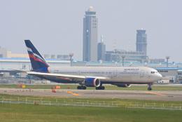 inyoさんが、成田国際空港で撮影したアエロフロート・ロシア航空 767-36N/ERの航空フォト(飛行機 写真・画像)