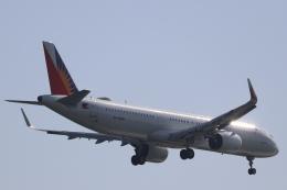 imosaさんが、羽田空港で撮影したフィリピン航空 A321-271Nの航空フォト(飛行機 写真・画像)