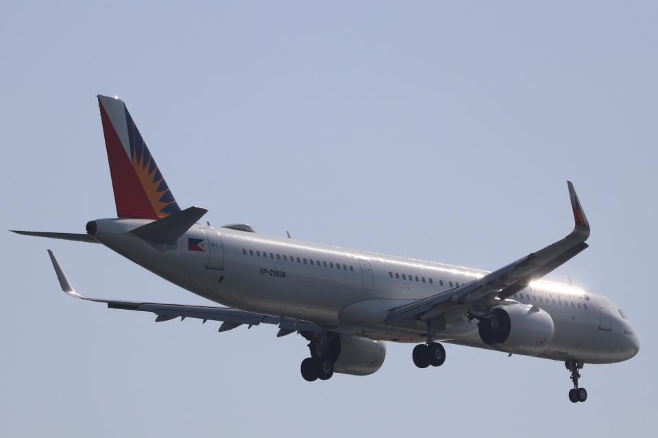 imosaさんのフィリピン航空 Airbus A321neo (RP-C9936) 航空フォト