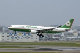 Gambardierさんが、福岡空港で撮影したエバー航空 A330-203の航空フォト(飛行機 写真・画像)