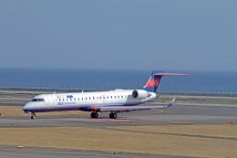 kiyochanさんが、大分空港で撮影したアイベックスエアラインズ CL-600-2C10 Regional Jet CRJ-702の航空フォト(飛行機 写真・画像)
