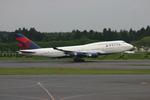 アイスコーヒーさんが、成田国際空港で撮影したデルタ航空 747-451の航空フォト(飛行機 写真・画像)