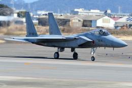 じょ~まんさんが、名古屋空港で撮影した航空自衛隊 F-15J Eagleの航空フォト(飛行機 写真・画像)