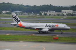 LEGACY-747さんが、成田国際空港で撮影したジェットスター・ジャパン A320-232の航空フォト(飛行機 写真・画像)