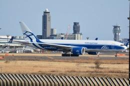 LEGACY-747さんが、成田国際空港で撮影したエアブリッジ・カーゴ・エアラインズ 777-Fの航空フォト(飛行機 写真・画像)