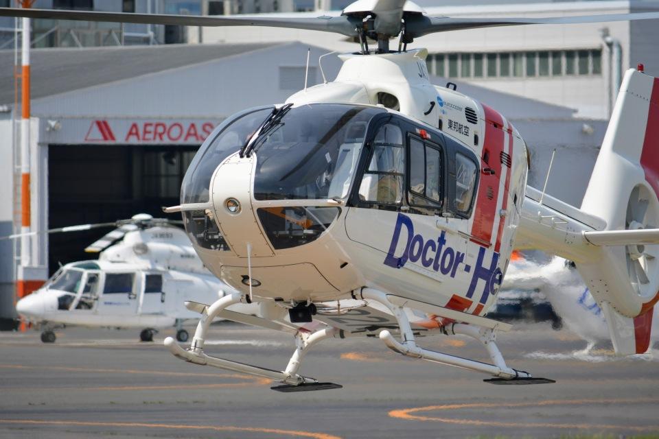 あまるめさんの東邦航空 Eurocopter EC135/635 (JA32KC) 航空フォト