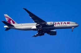航空フォト:A7-BFM カタール航空カーゴ 777-200