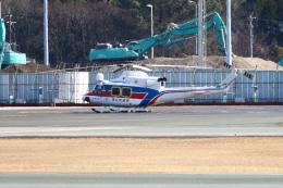 myoumyoさんが、熊本空港で撮影した国土交通省 地方整備局 412EPの航空フォト(飛行機 写真・画像)