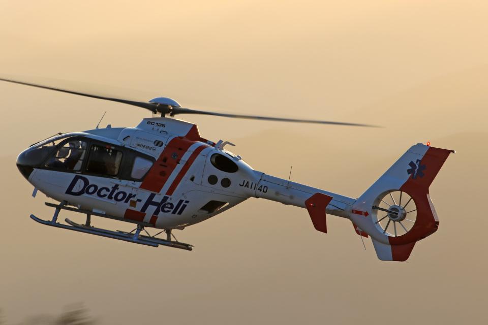 Nao0407さんの中日本航空 Eurocopter EC135/635 (JA114D) 航空フォト