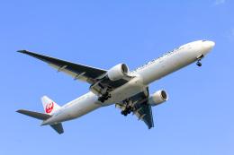 かっちゃん✈︎さんが、羽田空港で撮影した日本航空 777-346/ERの航空フォト(飛行機 写真・画像)